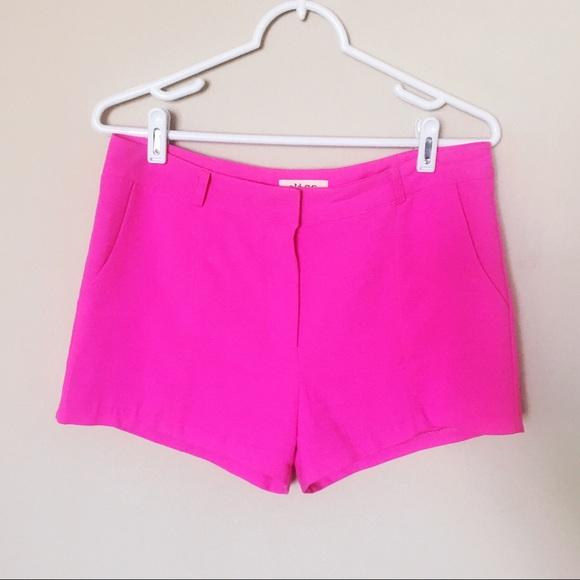 c'isa Pants - ☀️ c'isa Hot Pink Shorts | Size L